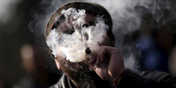 Le chiffre d'affaires du marché du cannabis a augmenté de 35% entre 2005 et 2010.