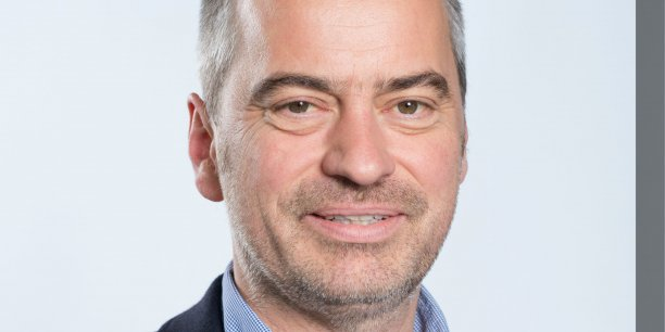 Benoit Marguet, responsable de l'innovation chez Airbus.