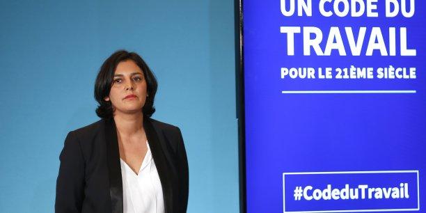 Myriam El Khomri, ministre du travail, présentera en mars la réforme du code du travail, dont le principe est déjà contesté par le Syndicat des avocats de France