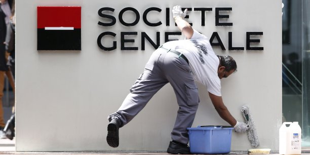 La Société générale avait bénéficié d'un crédit d'impôt de 2,2 milliards d'euros pour compenser la perte de marchés colossale imputée à l'ex-trader Jérôme Kerviel.