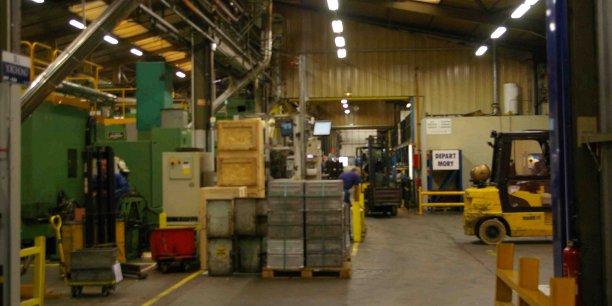 ZF PWK mécacentre produit tous les mois 15 millions de pièces de rotulerie pour l'industrie automobile.