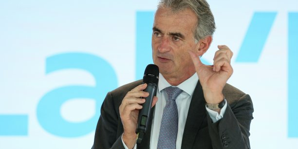 Frédéric Gagey, PDG d'Air France