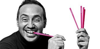 Siben N'Ser, 38 ans, a affiné son concept de restaurant de sushi avec les conseils du duo de publicitaires Fred&Farid