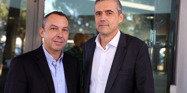 Philippe Mercier (PDG) et Bruno Marin (DG) constituent le nouveau tandem de tête de Betem