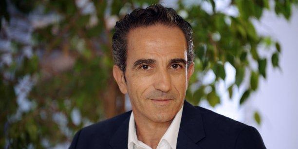 José Martinez, fondateur du groupe Amplitudes