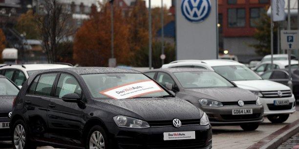 Avec 57 923 nouvelles immatriculations VW s'est arrogé une part de 21% des ventes de voitures neuves en Allemagne en novembre.