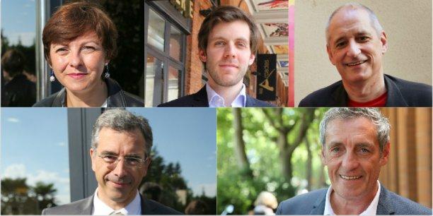 Cinq candidats vont débattre le 10 novembre à Toulouse.