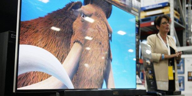 D'après GfK, 800.000 téléviseurs 4K seront vendus en France d'ici à la fin de l'année, contre 200.000 en 2014.