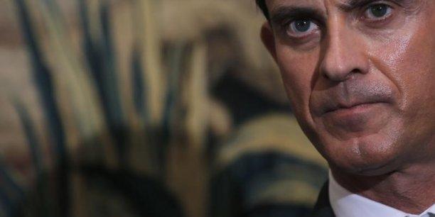 Manuel Valls a également confirmé que des perquisitions administratives ont visé dans la nuit de dimanche à lundi en France des membres de la mouvance djihadiste.