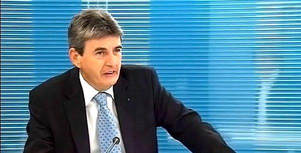 Philippe de Fontaine Vive, co-président de l'Ocemo