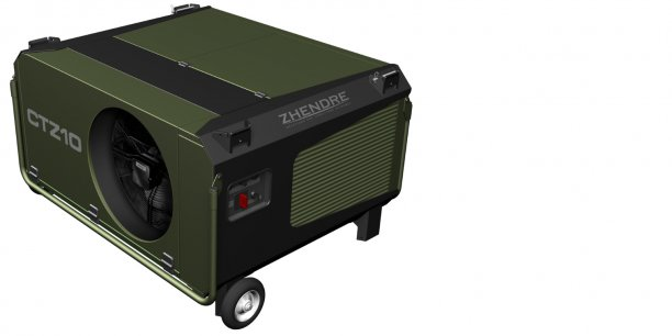 L'entreprise Zhendre est récompensée pour CTZ, une gamme de climatisateur de tente.