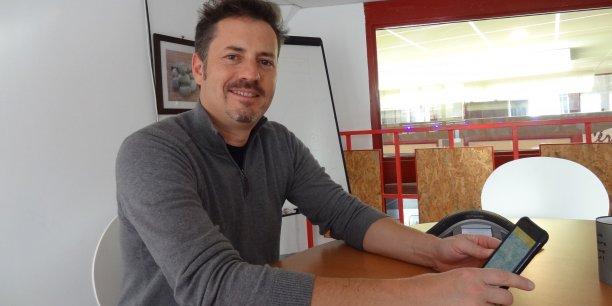 Patrick Montier est à la tête de la société Idnext.