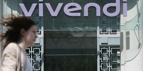 L'action de Gameloft a clôturé en baisse de 1,46% à 5,41 euros tandis que Vivendi a fini en hausse de 0,42% à 20,26 euros.