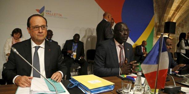 Le sommet de La Valette, qui devrait se terminer à la mi-journée, sera immédiatement suivi d'un autre, entre Européens.