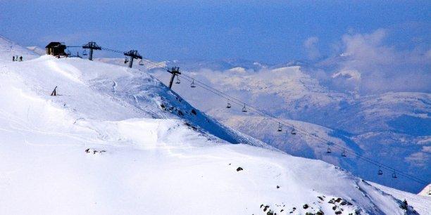 Les 8 domaines skiables de N'Py représentent un chiffre d'affaires de 50 M€ par an.