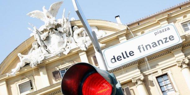 L'Italie a voulu éviter de faire payer les déposants
