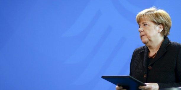 Congrès difficile en vue pour Angela Merkel
