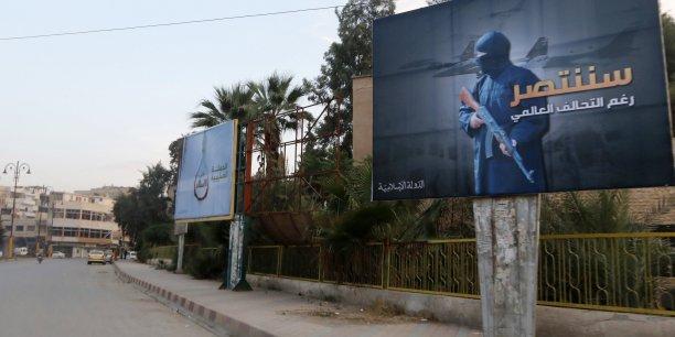 L'organisation terroriste est responsable de près de 1.000 morts civils en dehors de l'Irak et la Syrie depuis le début de l'année.