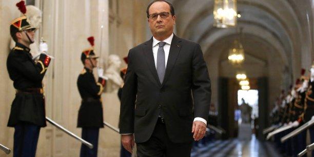 François Hollande a annoncé une réforme de la loi sur l'état d'urgence