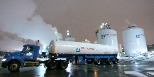 L'opération pourrait être annoncée dès cette semaine, selon Bloomberg. Air Liquide a refusé de commenter.