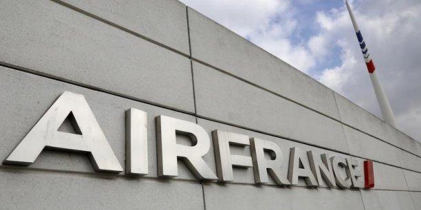 3.000 suppressions de postes sont envisagées à Air France lors des deux prochaines années.