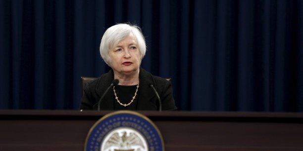 Les membres du Comité ont seriné qu'après une première hausse des taux, alors que ceux-ci sont proches de zéro depuis la crise financière de 2008, le resserrement de la politique monétaire serait graduel.