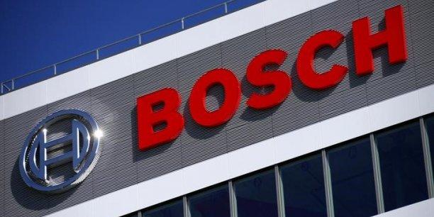 Le groupe Bosch est le premier équipementier automobile mondial.