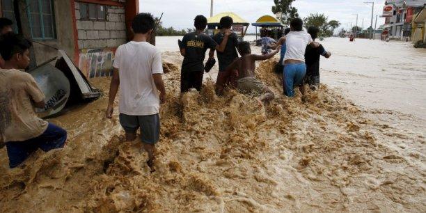 L'impact des catastrophes naturelles sur le bien-être semble avoir été jusqu'à présent sous-estimé de plus de la moitié.