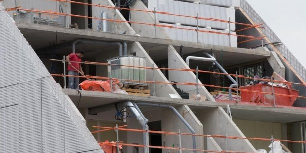 La Caisse des dépôts soutient la construction et la réhabilitation des logements sociaux.