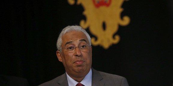 Le 30 octobre dernier, Anibal Cavaco avait refusé de croire Antonio Costa (ci-dessus) lorsque celui-ci lui avait affirmé être en mesure de former un gouvernement.