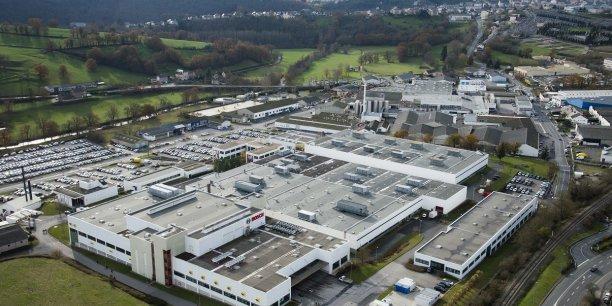 L'usine Bosch de Rodeza été inaugurée en 1955 et emploie 1.800 personnes, et près de 9.000 emplois indirects.