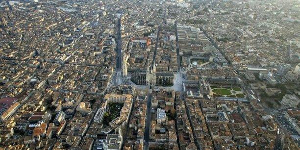 Avec 1,1 million d'habitants l'aire urbaine de Bordeaux s'impose comme un poids lourd de la démlographie régionale
