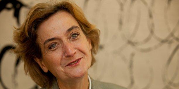 Catherine Chadelat, présidente du Conseil des ventes volontaires.