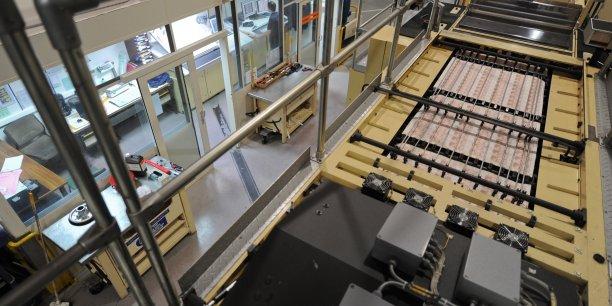L'imprimerie de la Banque de France à Chamalière a déjà produit 2 milliards de coupures