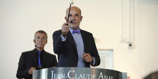 Commissaire Priseur  JeanClaude Anaf Les Affaires Dans LAffaire