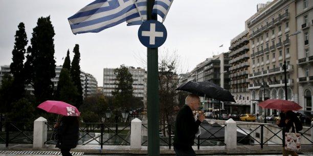 La Grèce a remboursé la BCE, mais va toujours aussi mal.