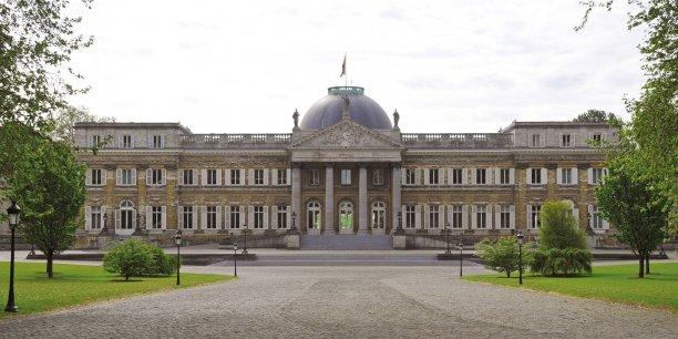 Le château de Laeken a accueilli une soixantaine de dirigeants et experts des principaux créanciers des Etats-Unis.