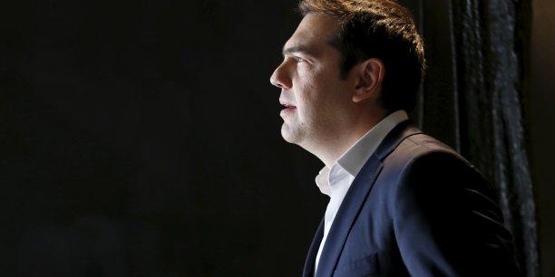 Nous pourrions sortir une fois pour toutes du plan de renflouement bien avant que le programme parvienne à échéance en août 2018, estime Alexis Tsipras.