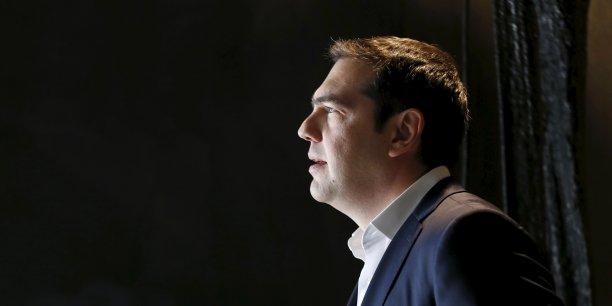 Alexis Tsipras voudrait élargir sa base parlementaire