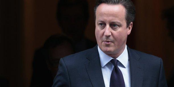 Le premier ministre britannique, David Cameron, avait promis pendant la campagne de 2015 un référendum sur le maintien de la Grande-Bretagne dans l'UE
