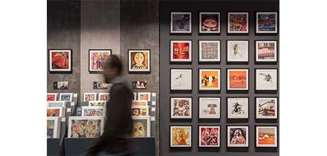 10 nouvelles galeries pour carr d artistes. Black Bedroom Furniture Sets. Home Design Ideas