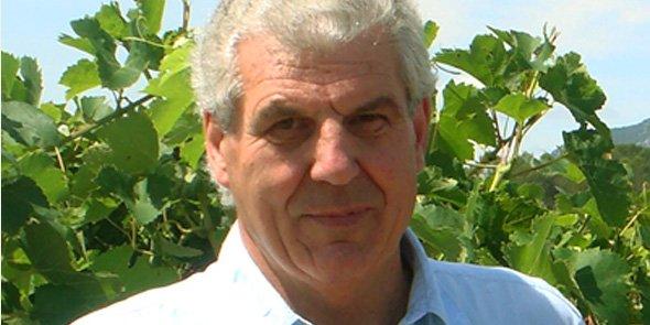 Jacques Gravegeal, président du syndicat des producteurs de Vin de Pays d'Oc.
