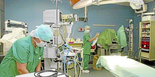 2 115 euros: le coût moyen de la prise en charge d\'un patient à l ...