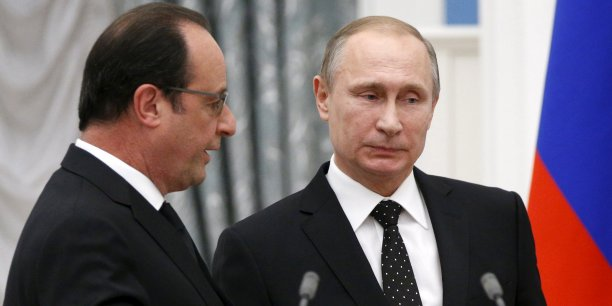 Le destin du président de la Syrie doit être à 100% entre les mains du peuple syrien. La seule armée capable de lutter contre Daech, c'est l'armée syrienne de Bachar al Assad, a réaffirmé le chef du Kremlin.