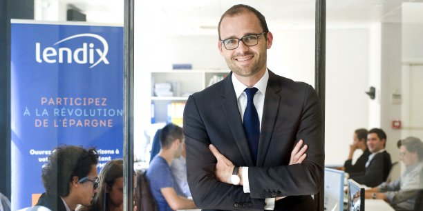 Olivier Goy, fondateur de Lendix