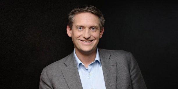 Nicolas Gaume, directeur de la division DX de Microsoft France