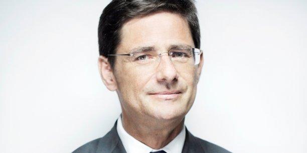 Nicolas Dufourcq, HEC-ENA passé par l'inspection des finances, a passé neuf ans, de 1994 à 2003, chez l'ex-France Télécom.