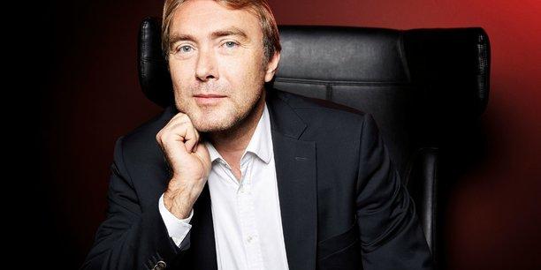 Philippe Mabille, directeur de la direction de La Tribune