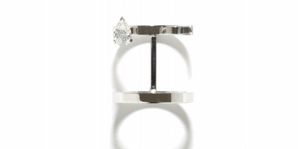 Les bijoux de Repossi sont distribués dans quelque 90 points de vente dans le monde.