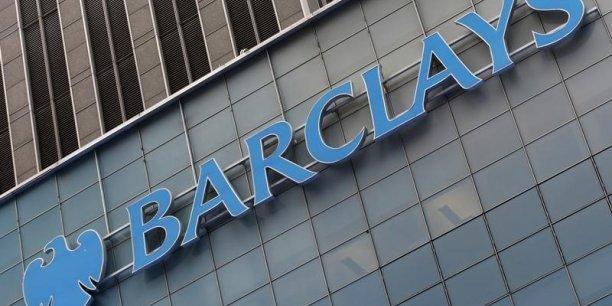 Barclays avait déjà conclu un accord comprenant une pénalité financière de 453 millions de dollars.